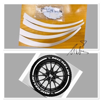 Used 3D Logo car motorcycle Tire Sticke ❤️ in Dubai, UAE