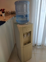 Used Water dispenser with built in fridge in Dubai, UAE