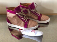 Used Christian Louboutin Swarovski Sneakers in Dubai, UAE