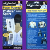 Used Power Magnetic Posture Support/L-XL in Dubai, UAE