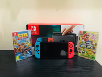 Used Nintendo Switch Neon  in Dubai, UAE