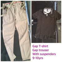 Used New Gap 9-10 yrs+ fee gap T-shirt  in Dubai, UAE