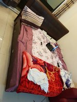 Used Bed and double door cabourd for sell in Dubai, UAE