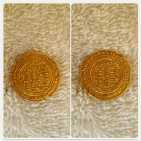 Used Islamic Gold Quarter Dinar Coin's in Dubai, UAE