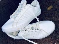 Used Adidas white in Dubai, UAE