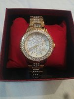 Used Gold Ladies Luxury Watch in Dubai, UAE