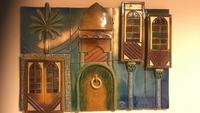 Used Iraqi Ethnic Art painting!! in Dubai, UAE
