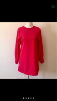 Zara Fuchsia Dress (Large) Brand new