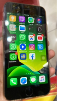 Used Iphone 7 128GB Like Very New With Faceti in Dubai, UAE