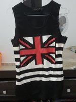 Used Sleeveless party Top from HK in Dubai, UAE