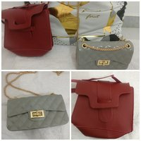 Used PVC Handbags in Dubai, UAE