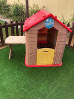 Used Play house with 2 chairs in Dubai, UAE