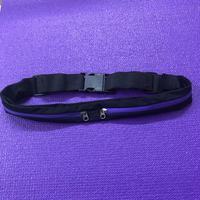 Used Travel Sports Waist Belt/Purple  in Dubai, UAE