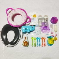 Used Bundle of Baby Items 20pcs in Dubai, UAE