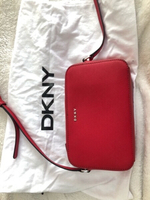 Used Preloved Red DKNY crossbody bag in Dubai, UAE