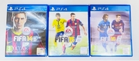Used 3 FIFA games bundle (PS4) in Dubai, UAE