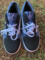 Used Vans TNT Off The Wall size 43 Brand New in Dubai, UAE