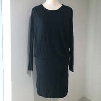 Used Mamalicious Maternity Black Dress NEW in Dubai, UAE