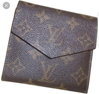 Used Authentic pre-loved vintage LV wallet in Dubai, UAE