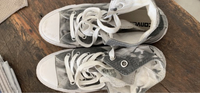 Used Super cool uk 8 high converse  in Dubai, UAE