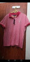 Used Tommy Hilfiger Polo shirt size xl red in Dubai, UAE