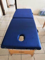 Used Big size Wooden portable massage bed in Dubai, UAE