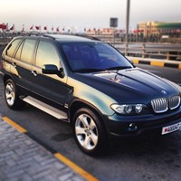 Used BMW X5 2006 in Dubai, UAE