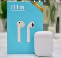 Used Most selling airpods i11 with case  in Dubai, UAE