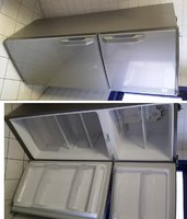 Used Daewoo refrigerator in Dubai, UAE