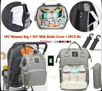 Used Super diaper mommy's back pack in Dubai, UAE