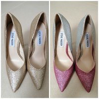 Used 2 pairs of party heels from STEVE MADDEN in Dubai, UAE