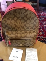 Used Authentic coach backpack in Dubai, UAE