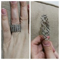 Used Magic transforming ring to bracelet in Dubai, UAE
