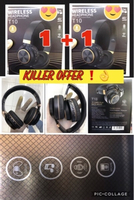 Used 1+1 offer 2Bluetooth Headset offer/new👌 in Dubai, UAE