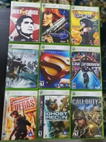 Used XBOX 360 Games Collection in Dubai, UAE