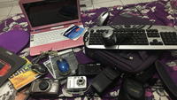 Used HUGE BUNDLE with WORKING LAPTOP!! in Dubai, UAE