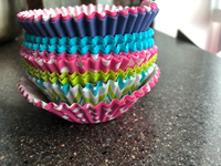Used Cupcake wrappers for baking in Dubai, UAE