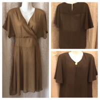 Used Fashion dress and top XL  in Dubai, UAE