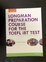 Used Toefl iBT test Longman (used one) in Dubai, UAE