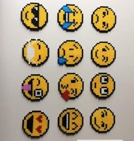Used Emoji magnets in Dubai, UAE