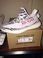 Used YEEZY BOOST ZEBRA in Dubai, UAE