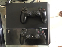 Used PS4 500 Gb with 2 Consoles FIFA and PES  in Dubai, UAE