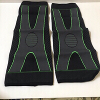 Used Compression knee sleeves (2pcs)new in Dubai, UAE