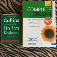 Used Learn Italian New With CD in Dubai, UAE