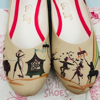 Used Doll shoes size EU 39/ USA 38/ BRA 37 in Dubai, UAE