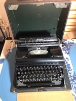 Used Vintage Olympia Progress Typewriter 1936 in Dubai, UAE