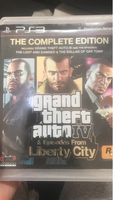 Used Game for Ps3 grand theft auto IV in Dubai, UAE