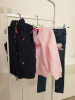 Used 3 pieces girls clothing in Dubai, UAE