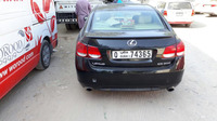 Used Clean Lexus With Sunroof  in Dubai, UAE