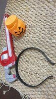 Used Halloween hairband and a small box in Dubai, UAE